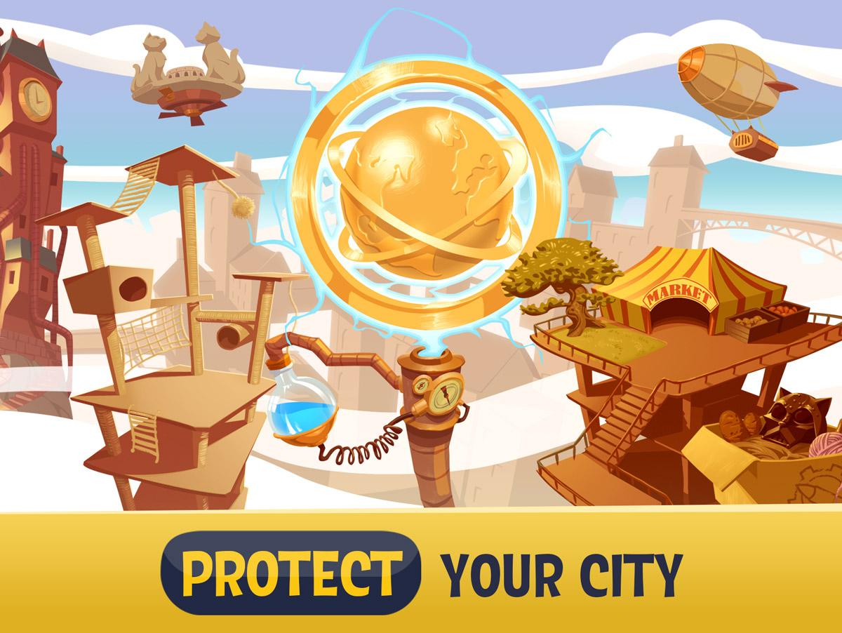 AFK Cats - Pixel Federation Games