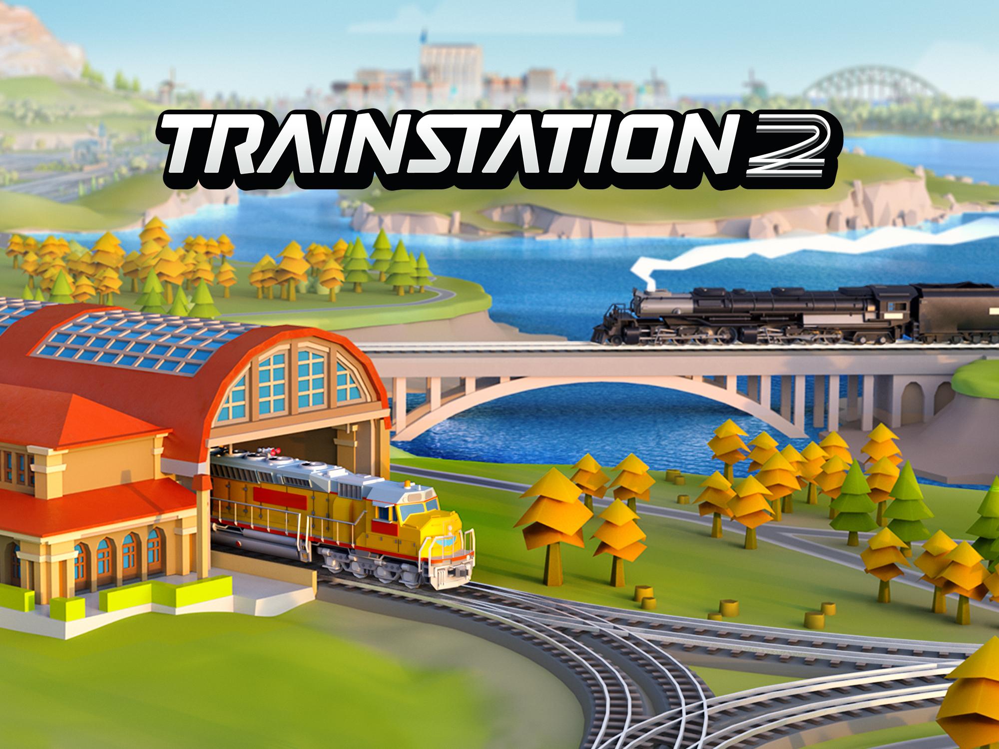 TrainStation 2 - Pixel Federation Games